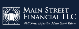 logo for main street financial